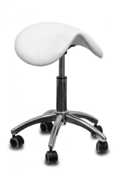 Kosmetická židle, sedlová